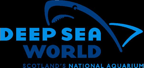 Deep Sea World logo