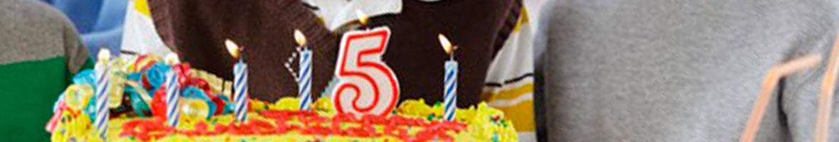 Kids' Birthday Parties