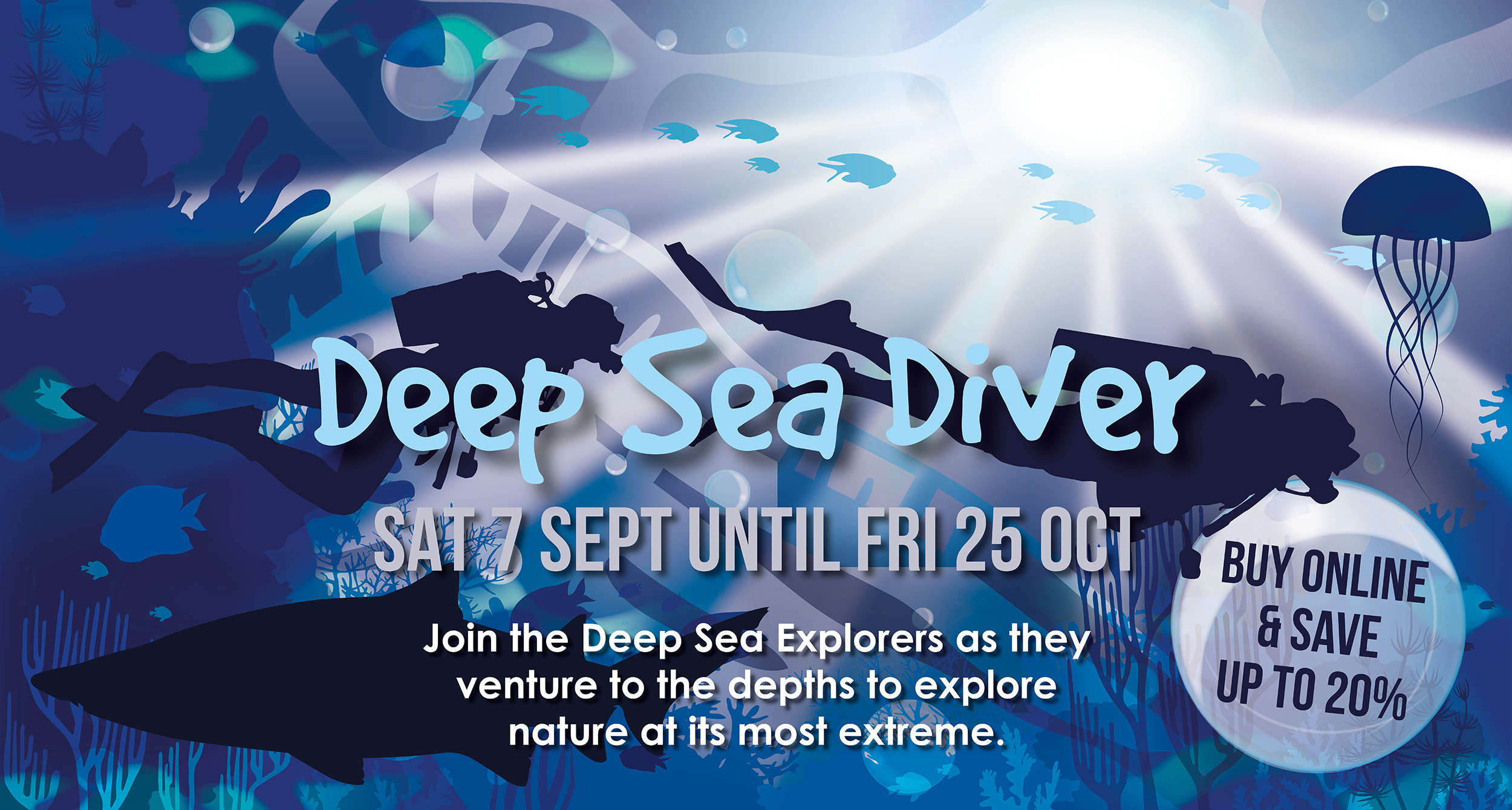 Deep Sea World: Scotland's National Aquarium