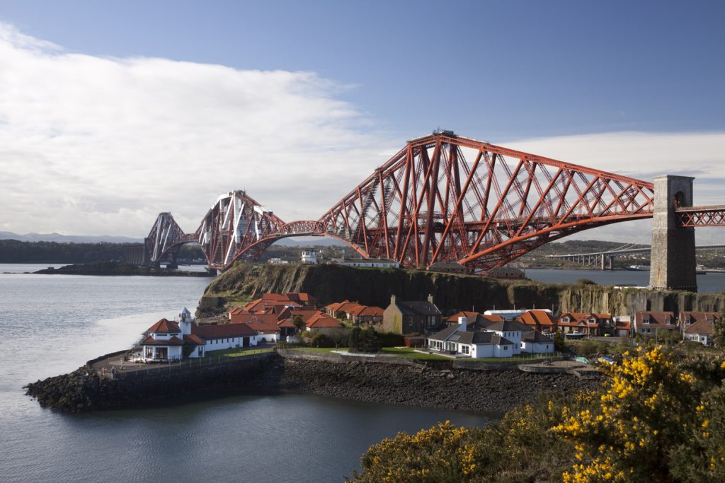 firth and forth railway bridge